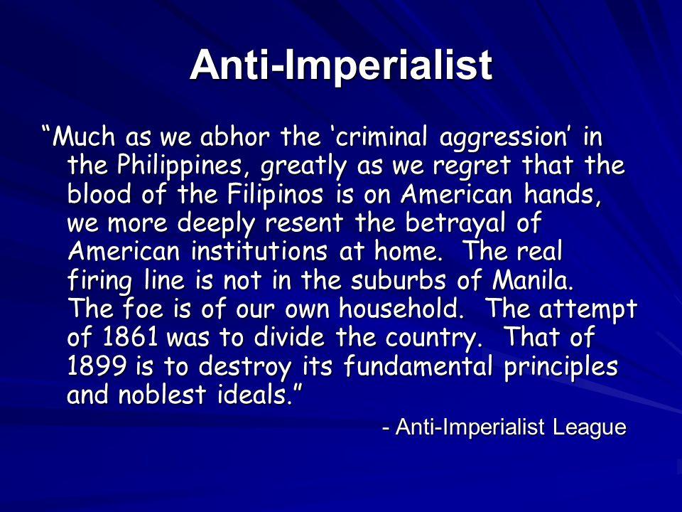 Anti-Imperialist