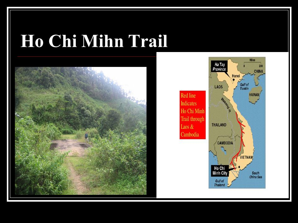 Ho Chi Mihn Trail
