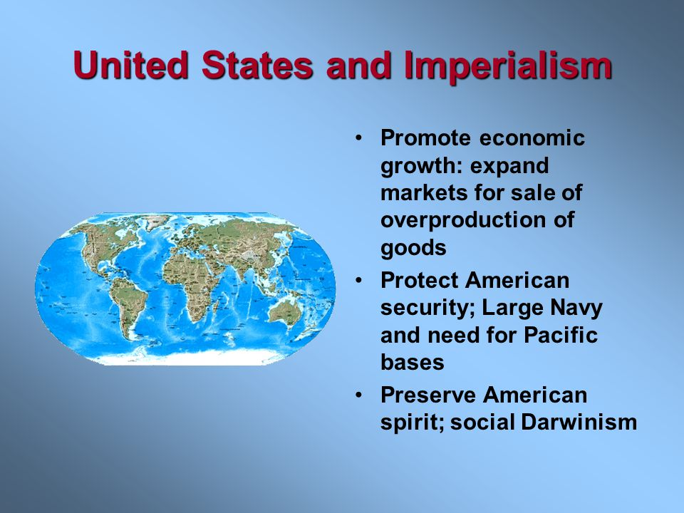 United States and Imperialism