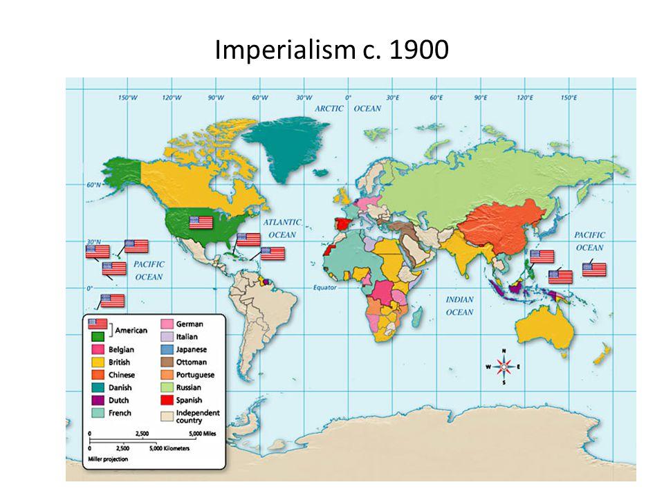 Imperialism c. 1900
