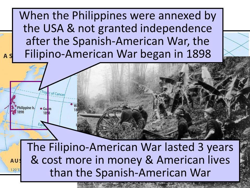 U.S. Imperialism: PHILIPPINES