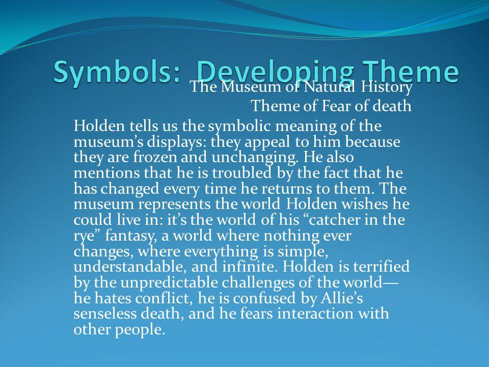 Symbols: Developing Theme