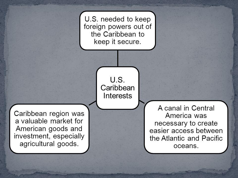 U.S. Caribbean Interests