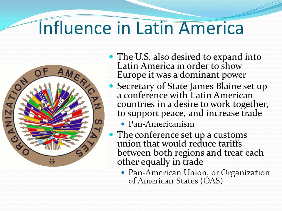 Influence in Latin America