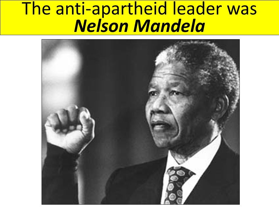 apartheid nelson mandela essay Nelson mandela, or rolihlahla mandela, was born on the 18th day of july in the year 1918 and adopted the name nelson after he was named so by a teacher in the school where he was learning as a young boy.
