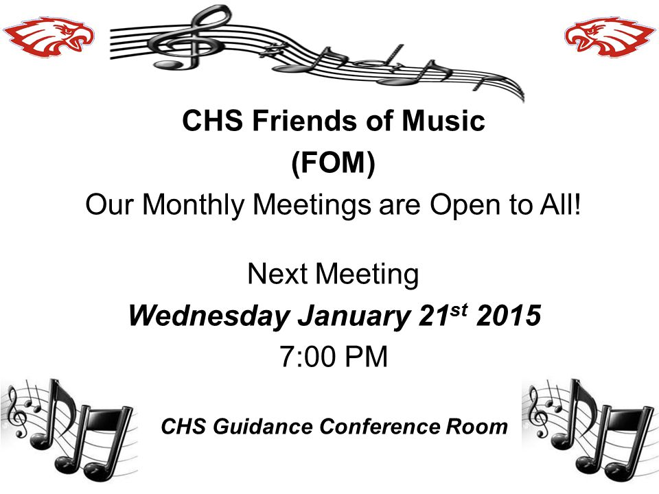 CHS Guidance Conference Room