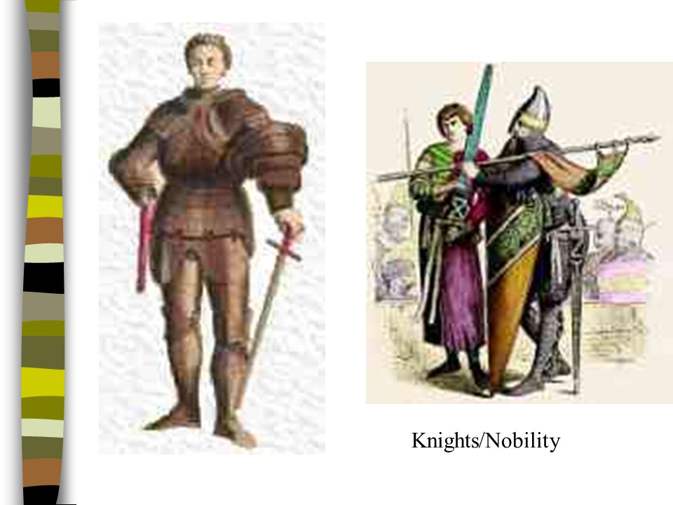 Knights/Nobility