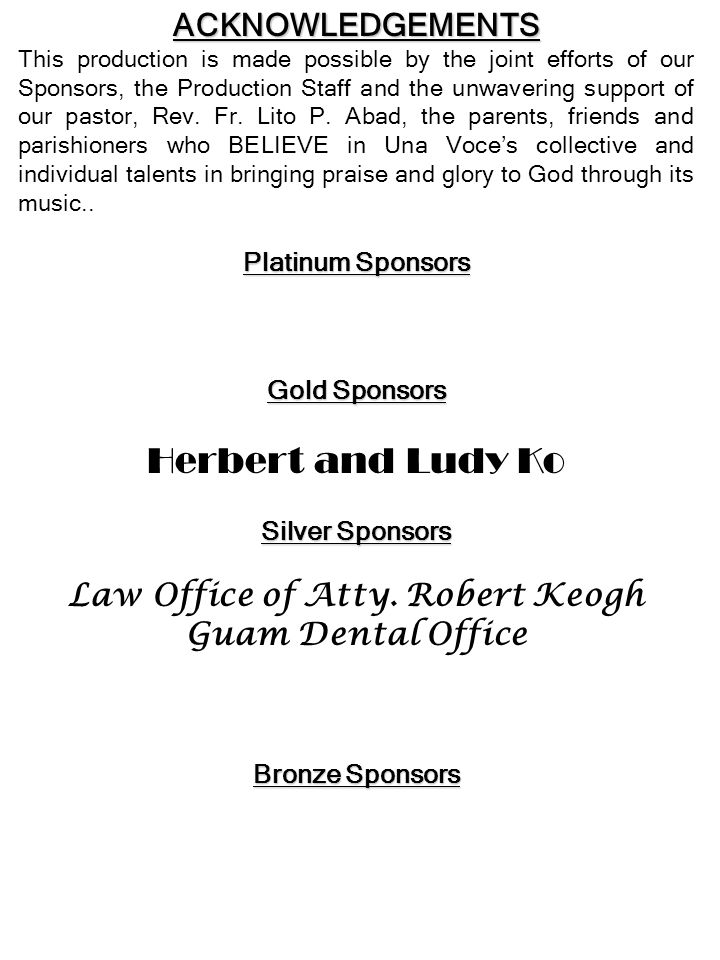 Law Office of Atty. Robert Keogh