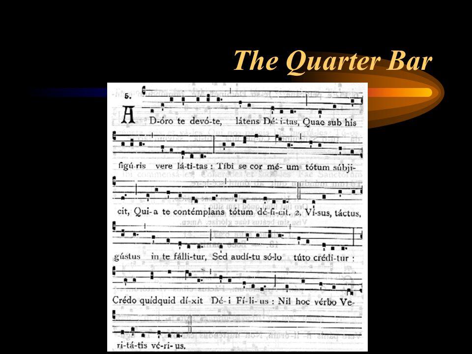 The Quarter Bar