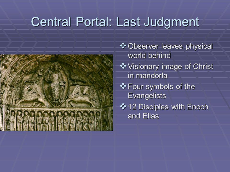 Central Portal: Last Judgment