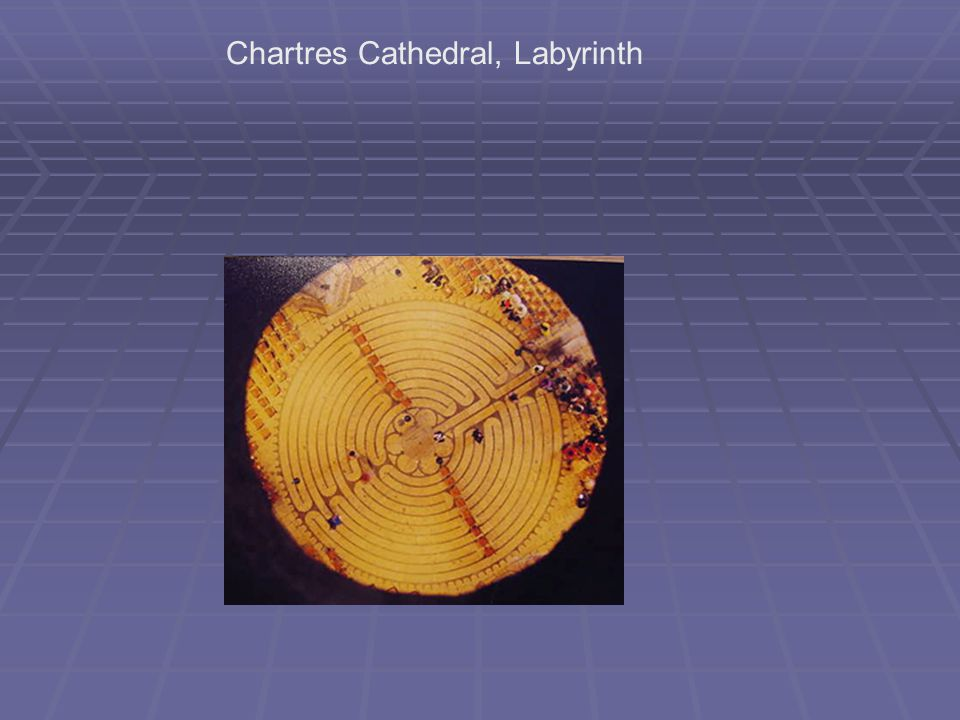 Chartres Cathedral, Labyrinth