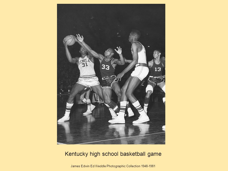 Kentucky high school basketball game