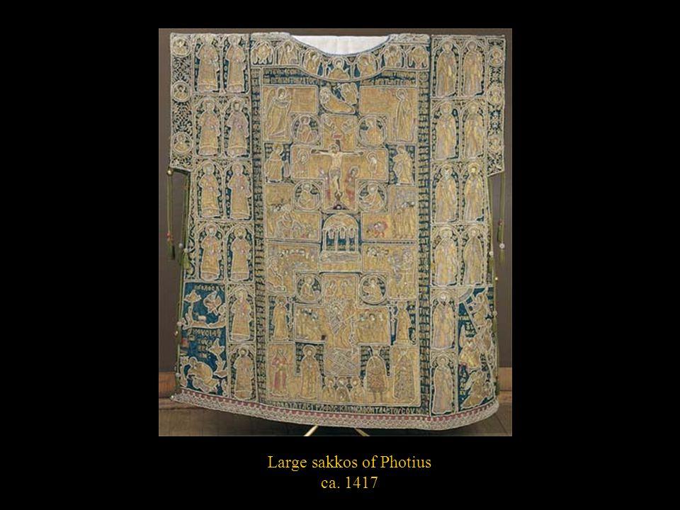 Large sakkos of Photius