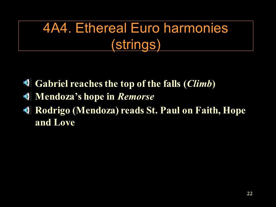 4A4. Ethereal Euro harmonies (strings)