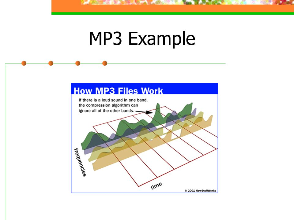 MP3 Example