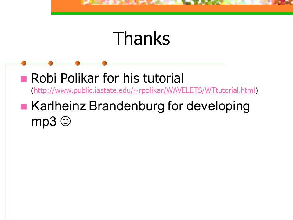 Thanks Robi Polikar for his tutorial (http://www.public.iastate.edu/~rpolikar/WAVELETS/WTtutorial.html)