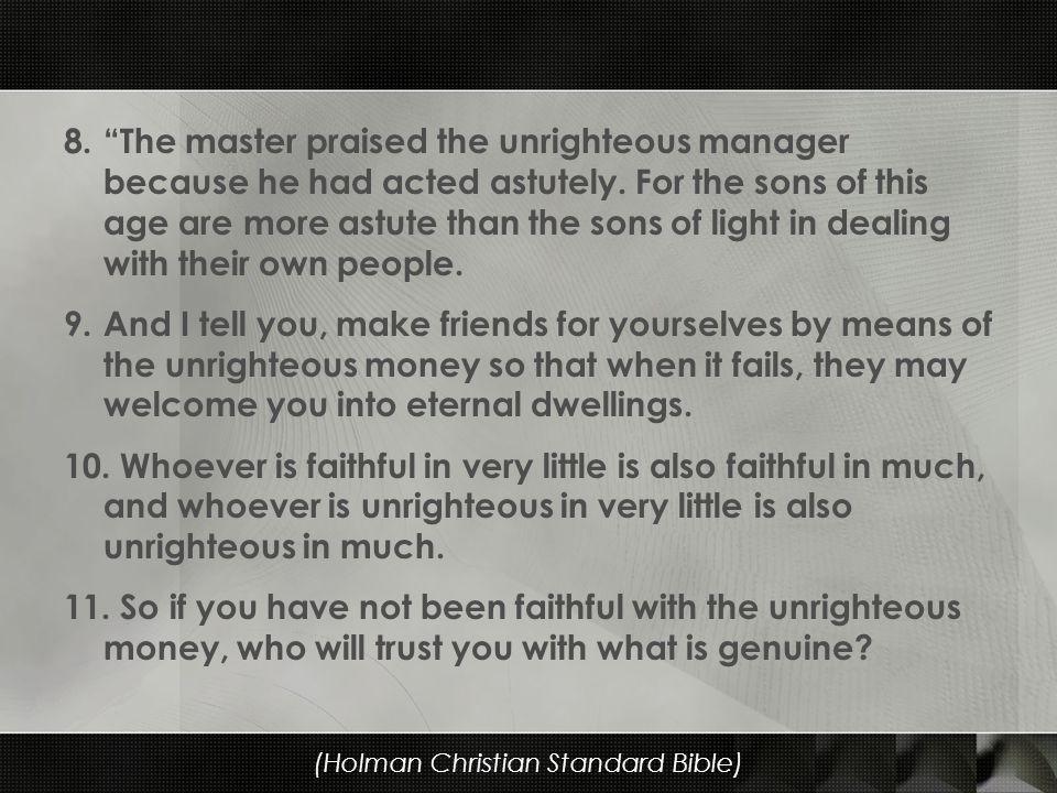 (Holman Christian Standard Bible)
