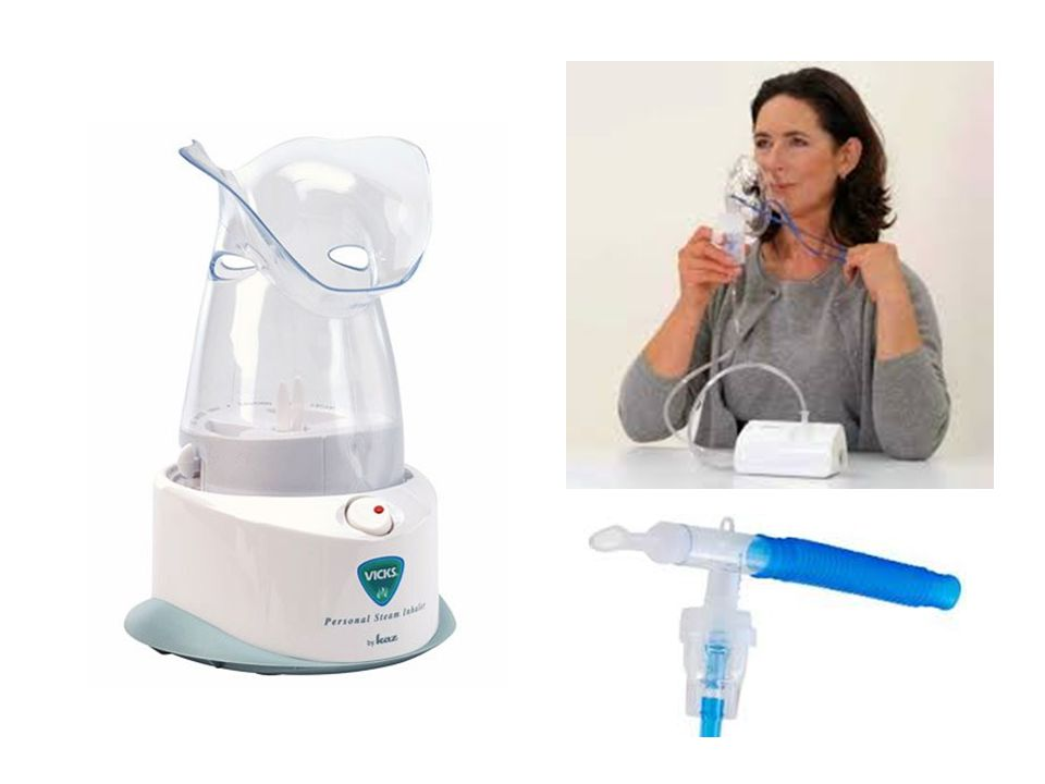 Willen Hospice uses a device similar to the Vicks inhaler pictured