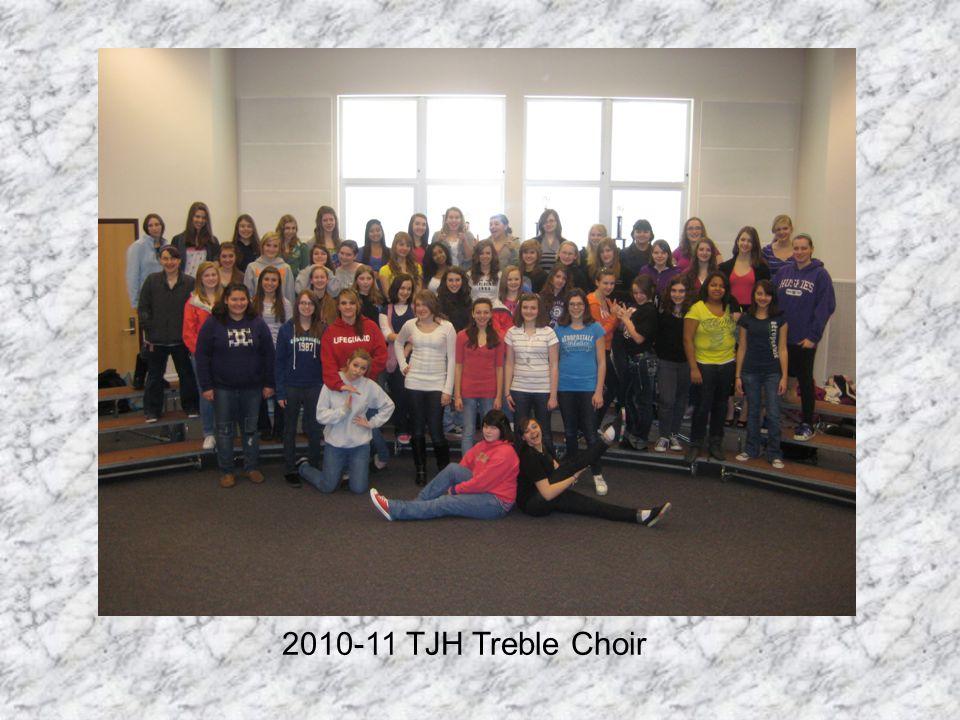 2010-11 TJH Treble Choir
