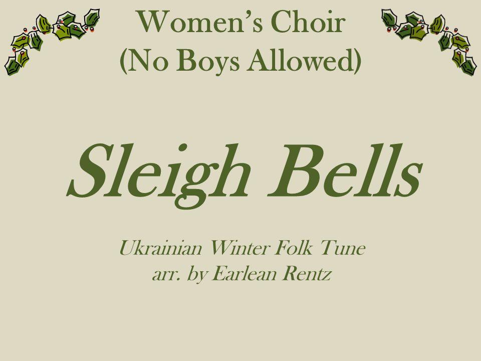 Ukrainian Winter Folk Tune