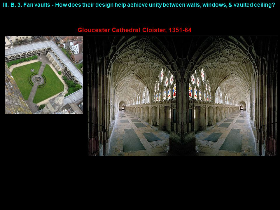 Gloucester Cathedral Cloister, 1351-64