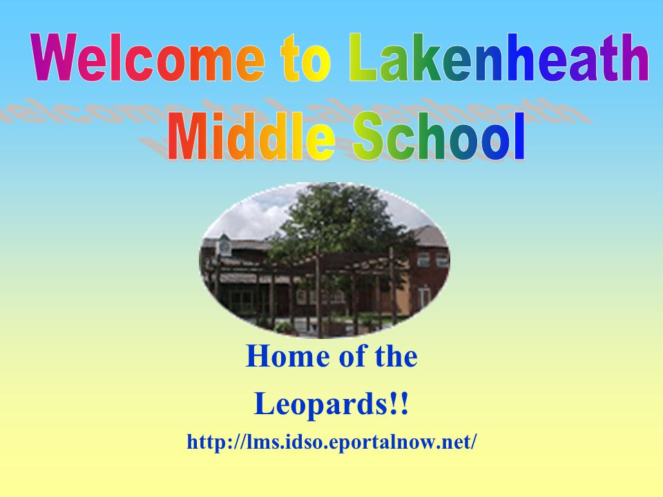 Home of the Leopards!! http://lms.idso.eportalnow.net/