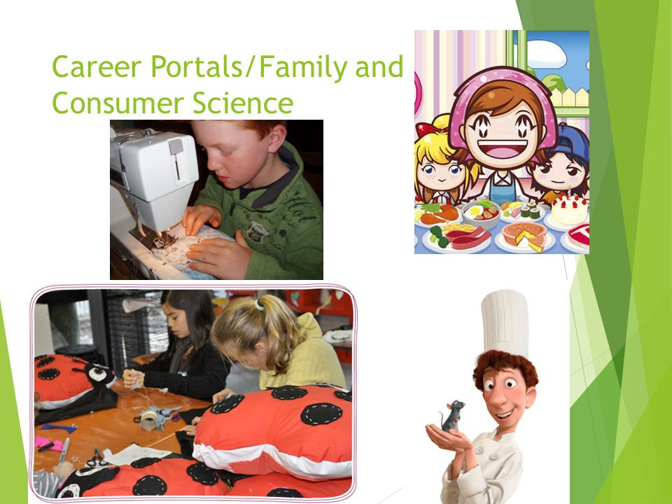 Career Portals/Family and Consumer Science