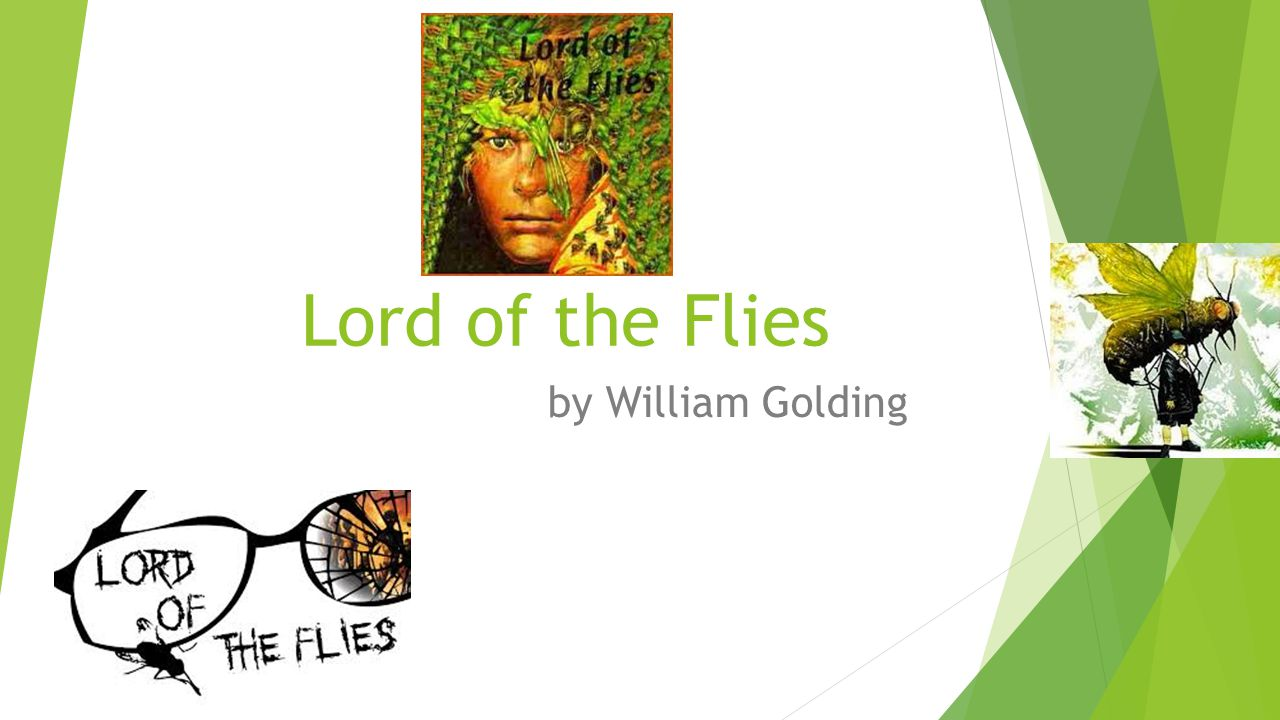 A plot interpretation of lord of the flies by william golding