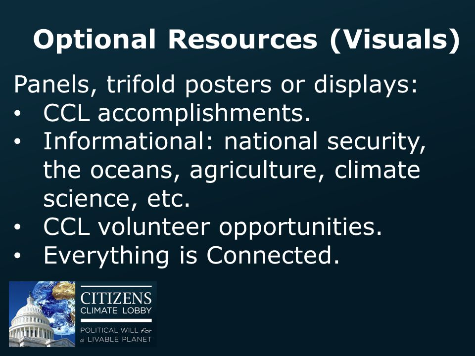 Optional Resources (Visuals)