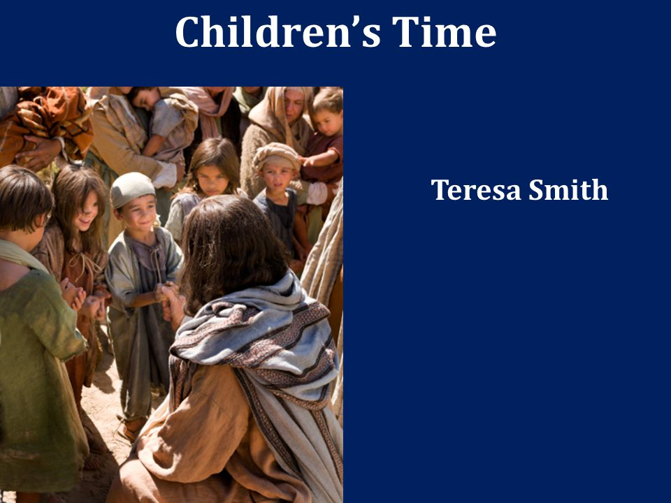 Children's Time Teresa Smith