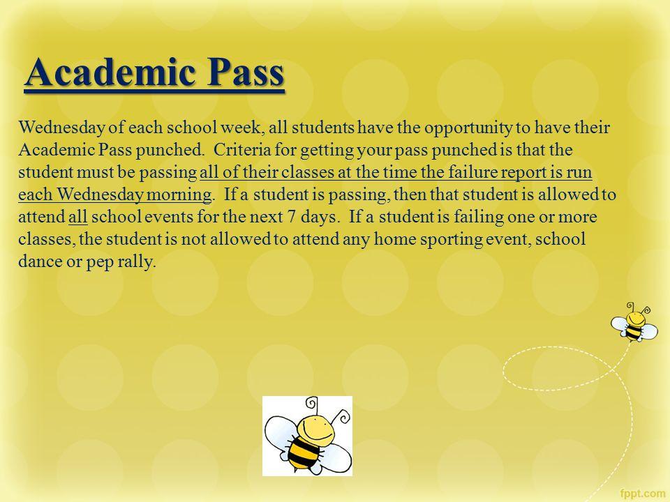 Academic Pass