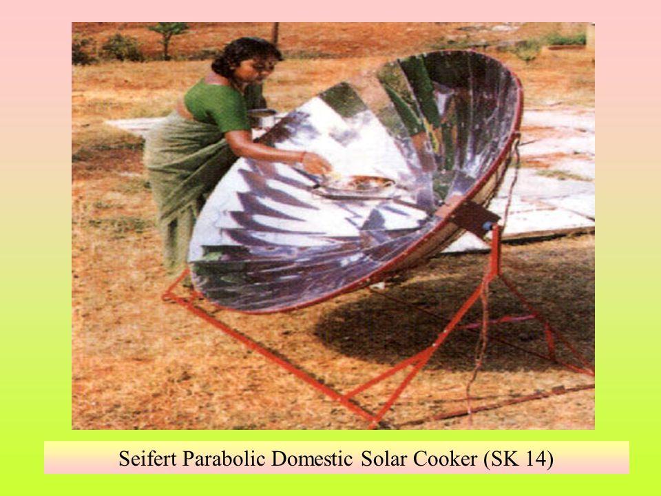 Seifert Parabolic Domestic Solar Cooker (SK 14)