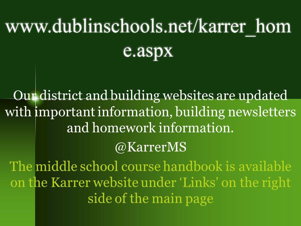 www.dublinschools.net/karrer_home.aspx