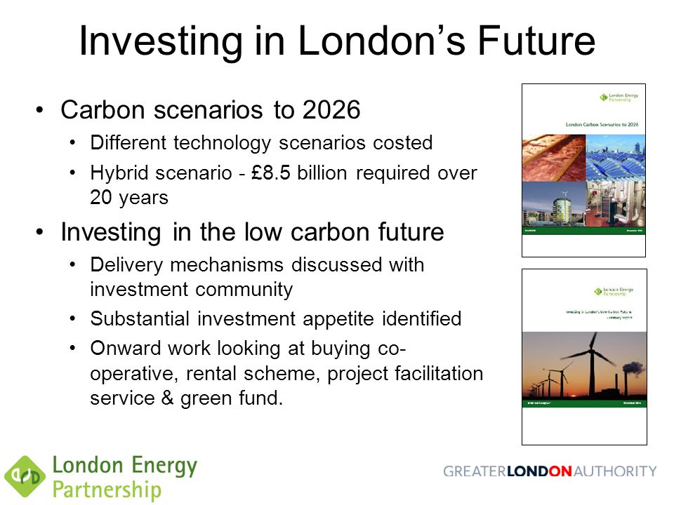 Investing in London's Future