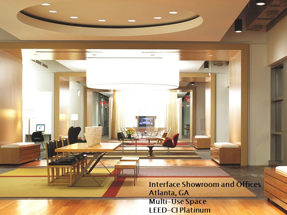 Interface Showroom and Offices