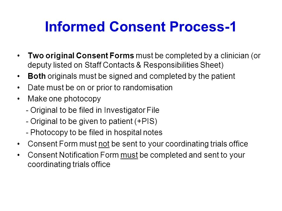 Informed Consent Process-1