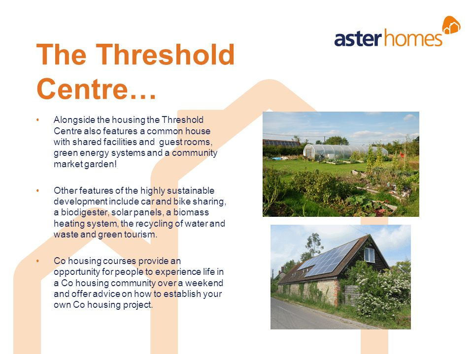 The Threshold Centre…