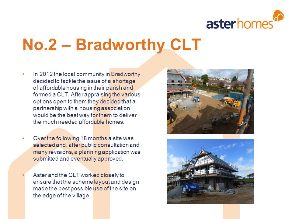 No.2 – Bradworthy CLT
