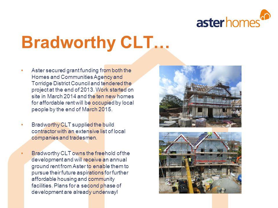 Bradworthy CLT…