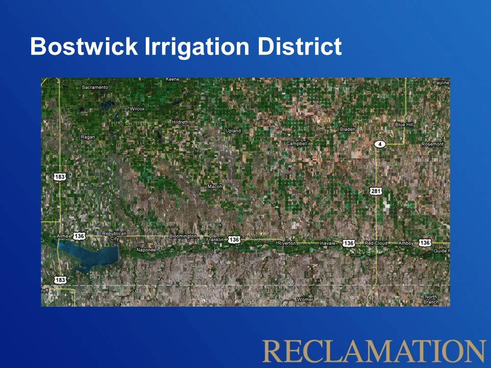Bostwick Irrigation District