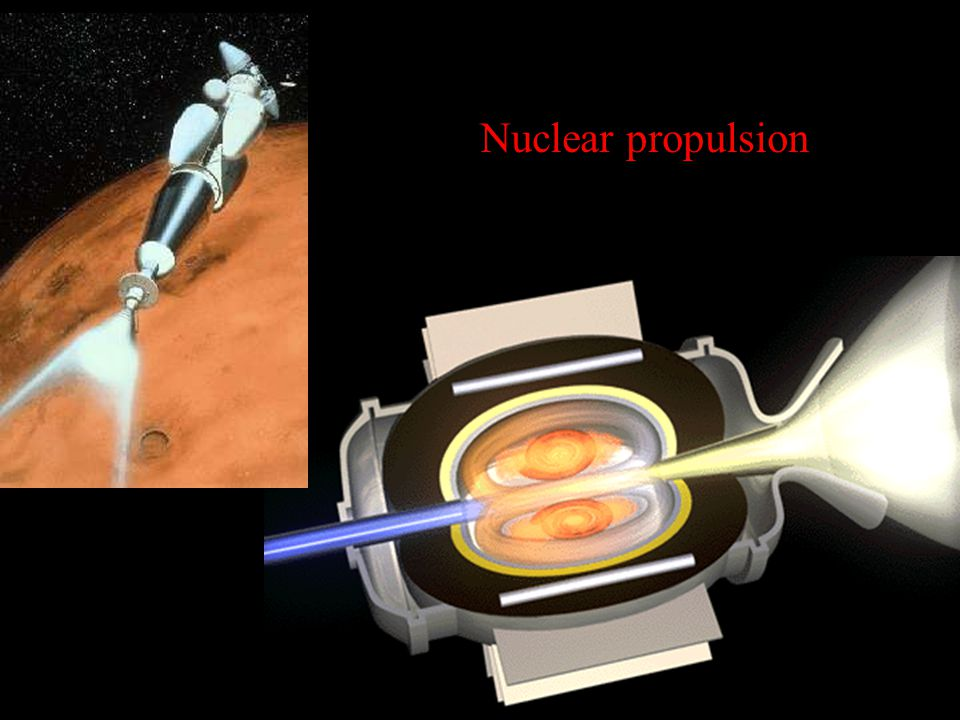 Nuclear propulsion