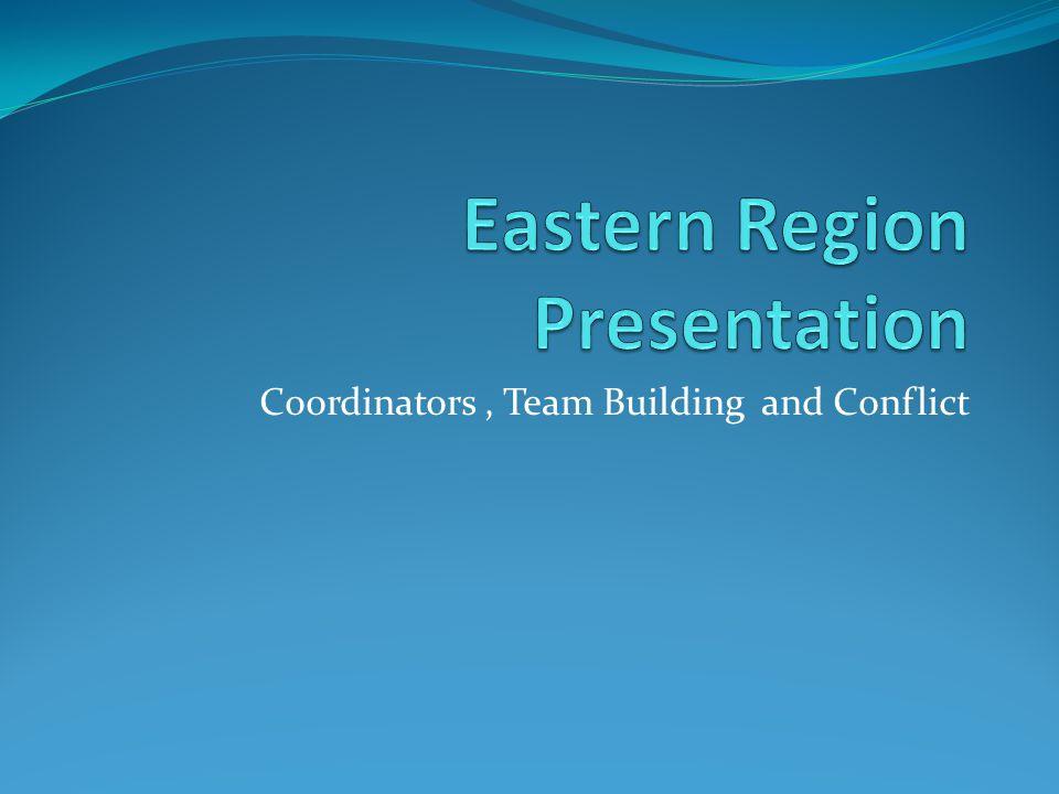 Eastern Region Presentation