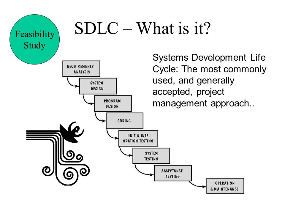SDLC – What is it Feasibility Study