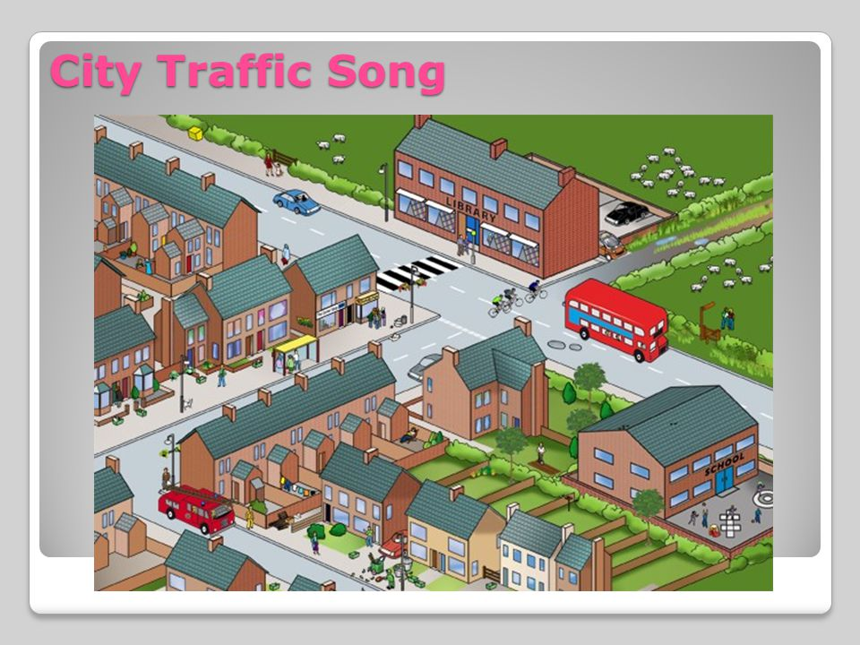 City Traffic Song
