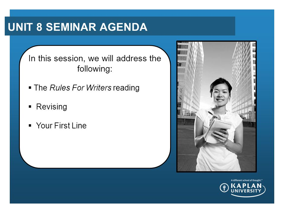 In this session, we will address the following: