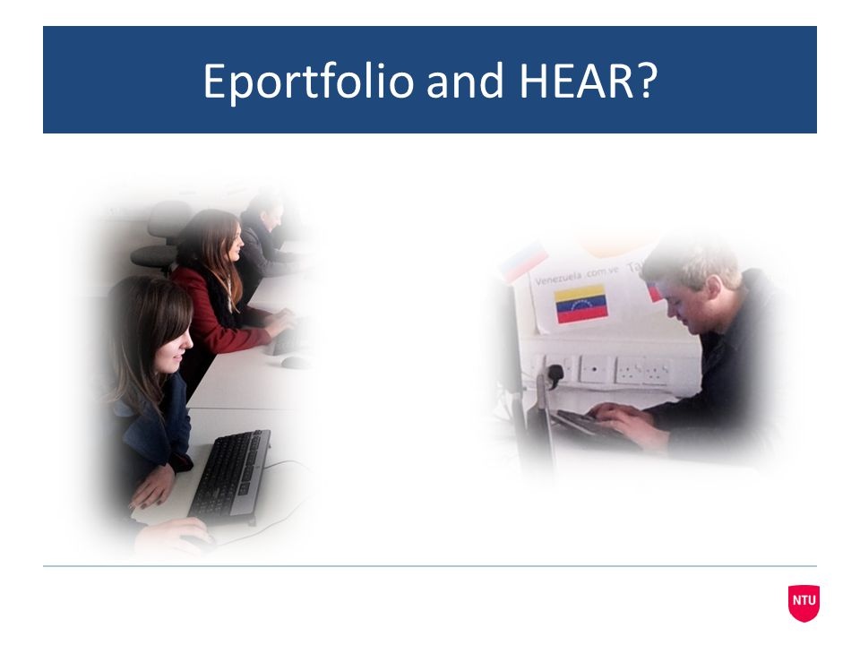 Eportfolio and HEAR