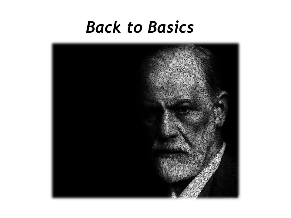 Back to Basics 2 wings of Freudian inheritance