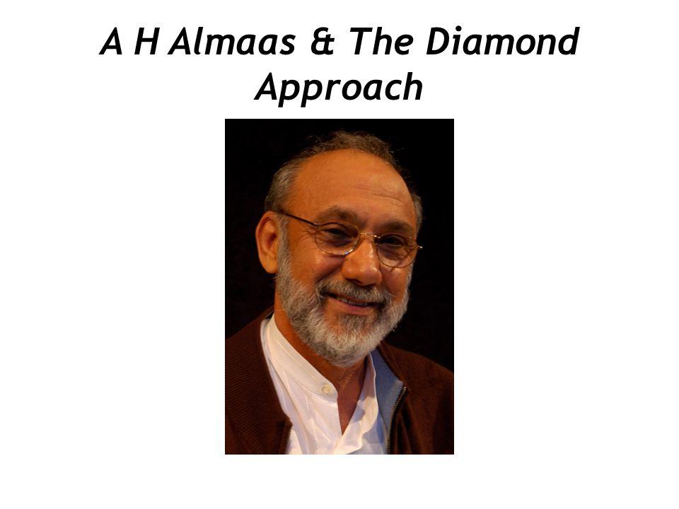 A H Almaas & The Diamond Approach