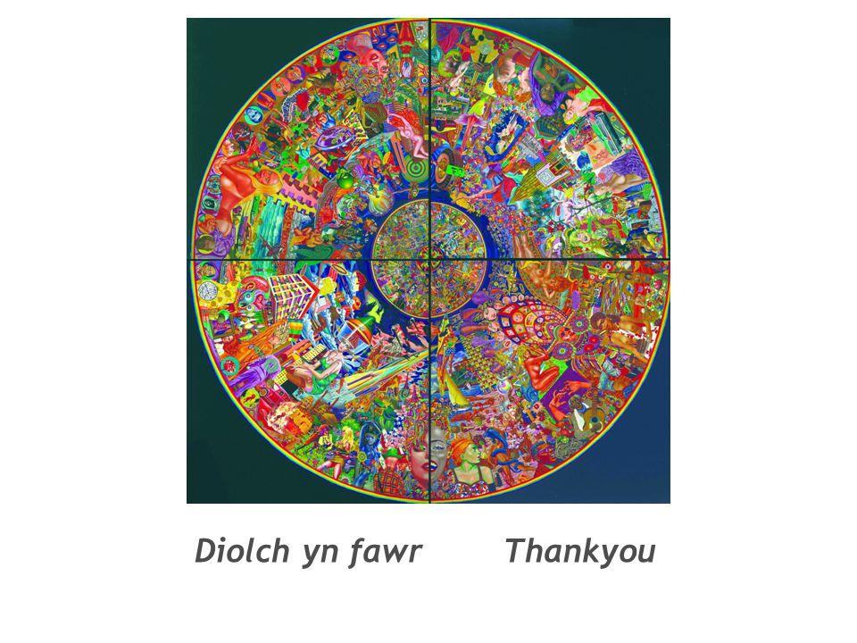 Diolch yn fawr Thankyou