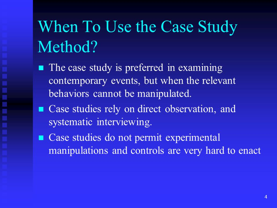 Case Study Method   YouTube